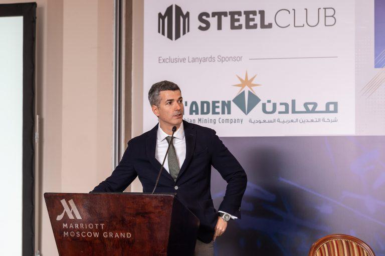 Mr. Bolaca on Steelclub Annual 2019, Moscow