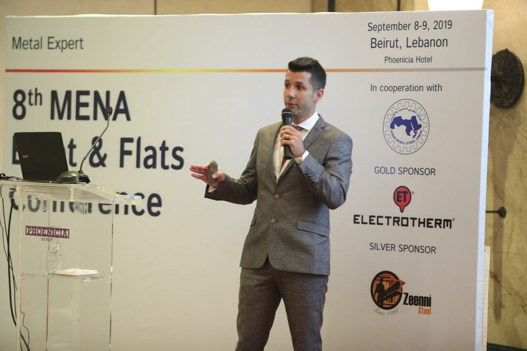 Mena Flat Steel Presentation