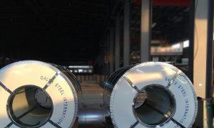 PPGI coils ready