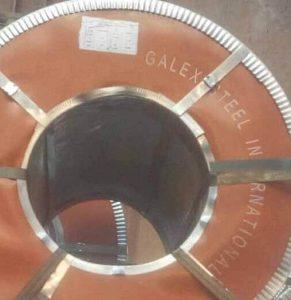 bulk steel coils
