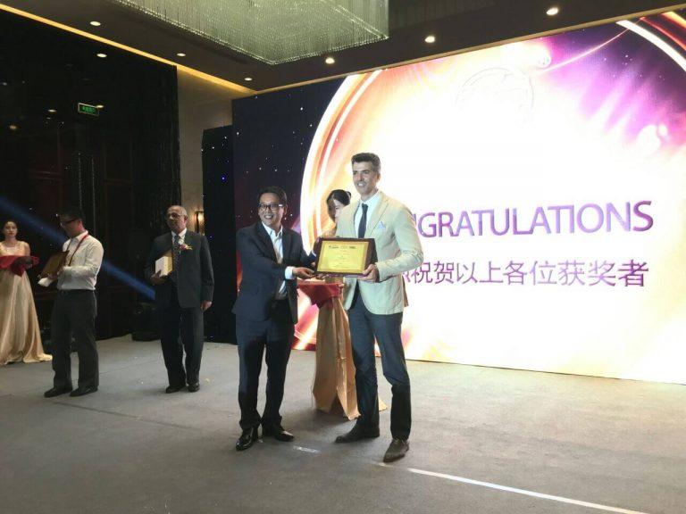 Chine Steel Award